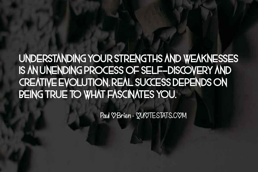 Personal Evolution Quotes #1264826