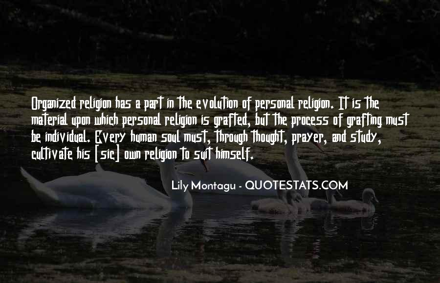 Personal Evolution Quotes #1420502