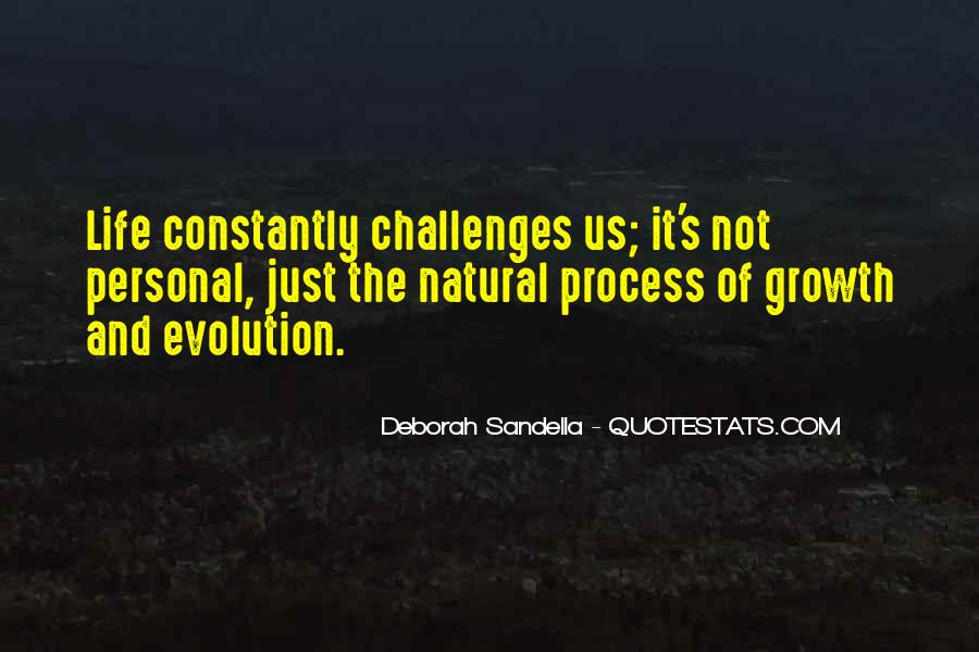 Personal Evolution Quotes #1662211