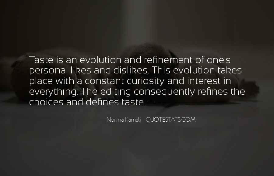 Personal Evolution Quotes #200006
