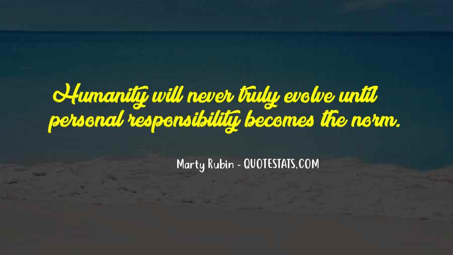Personal Evolution Quotes #267449