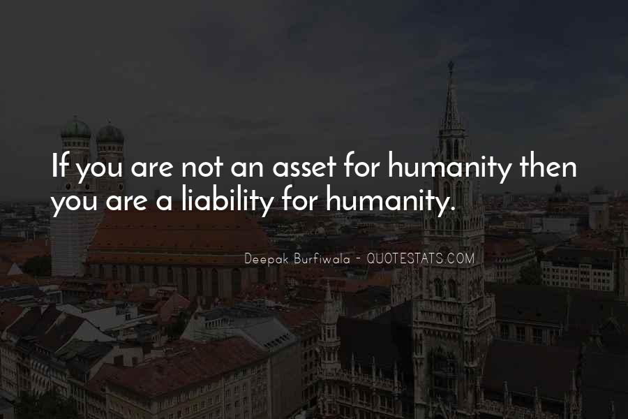 Personal Liability Quotes #1378521