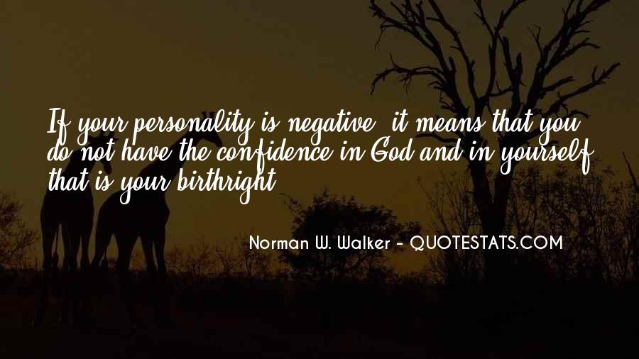 Personality And Quotes #10092