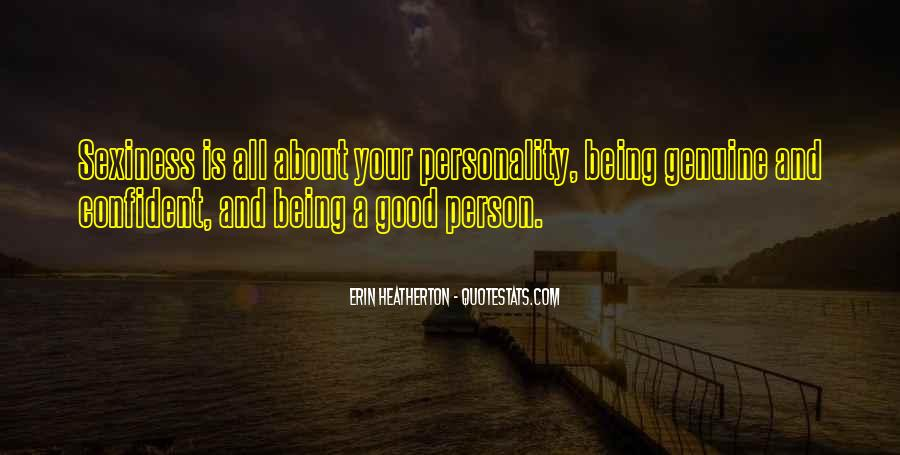 Personality And Quotes #4579