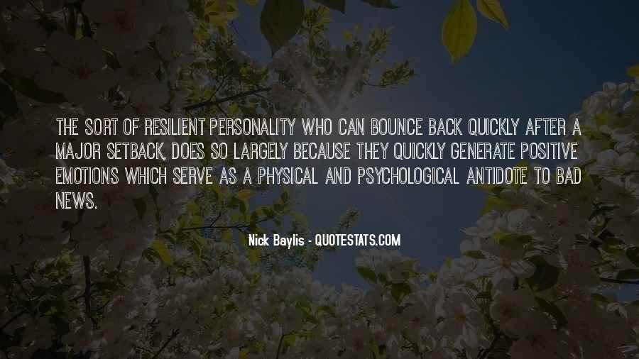 Personality And Quotes #52416
