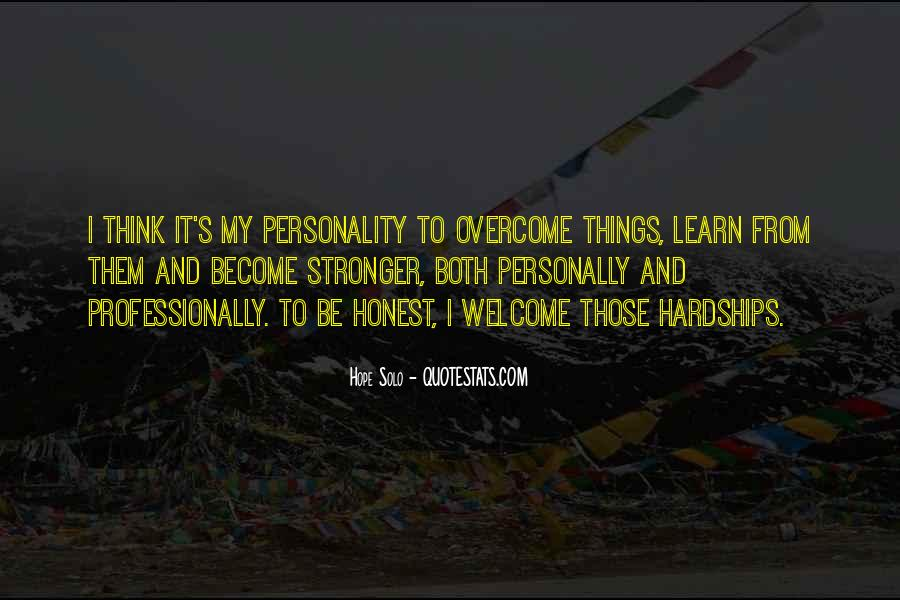 Personality And Quotes #56457