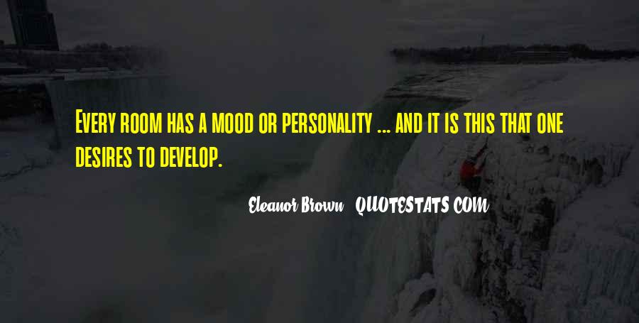 Personality And Quotes #72025