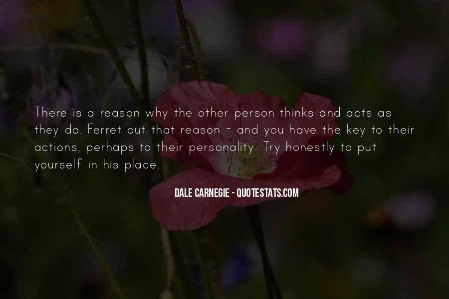 Personality And Quotes #88950