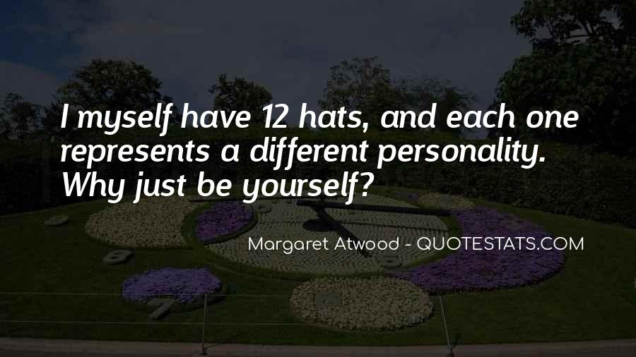 Personality And Quotes #94298