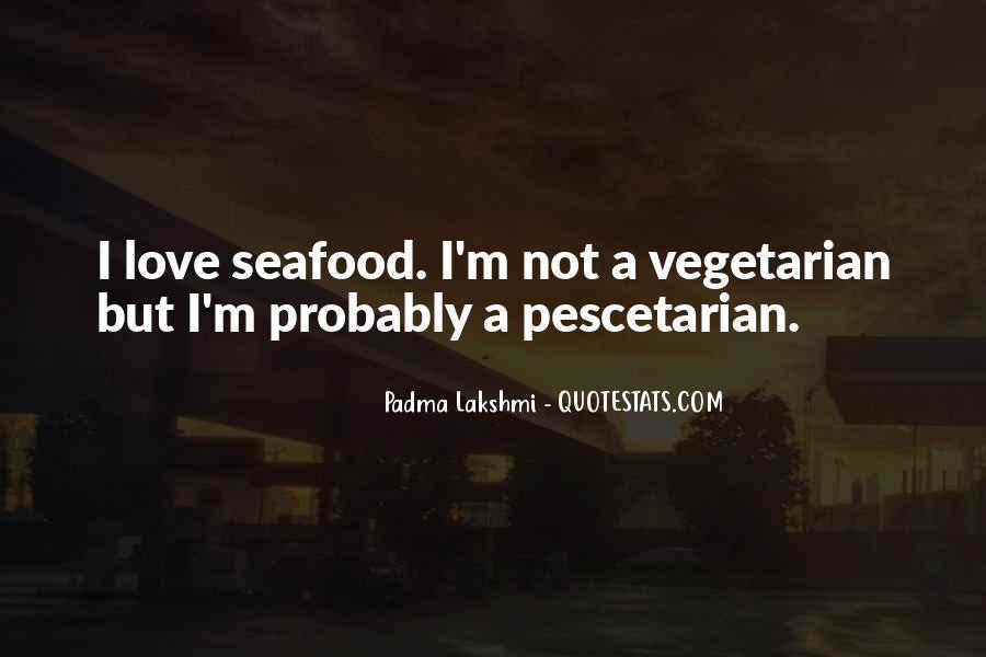 Pescetarian Quotes #126451