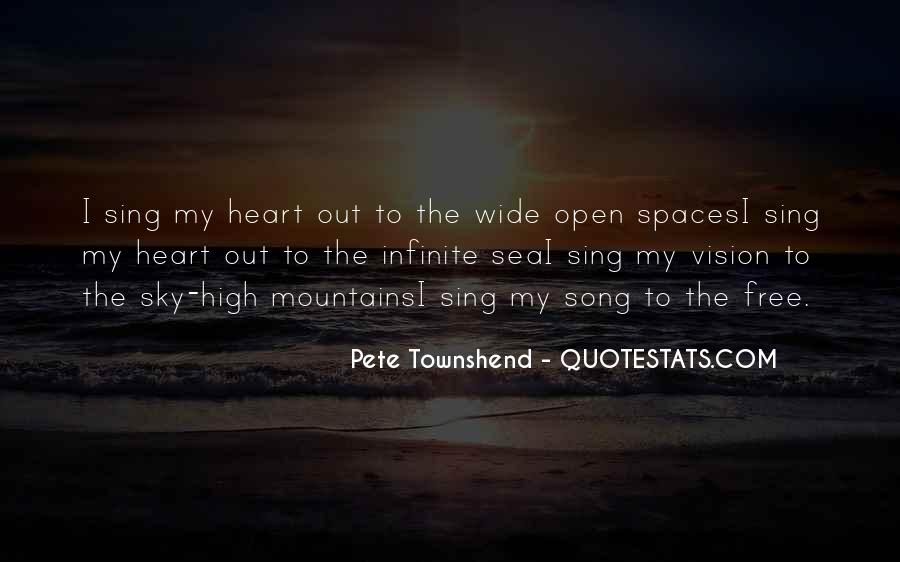 Pete Townshend Song Quotes #1019135
