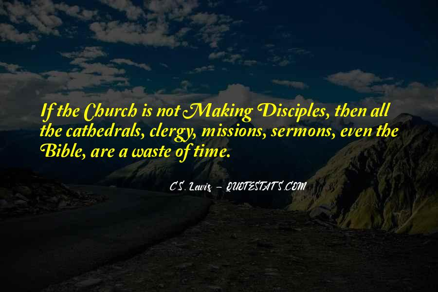 Quotes About Bible Missions #1393405