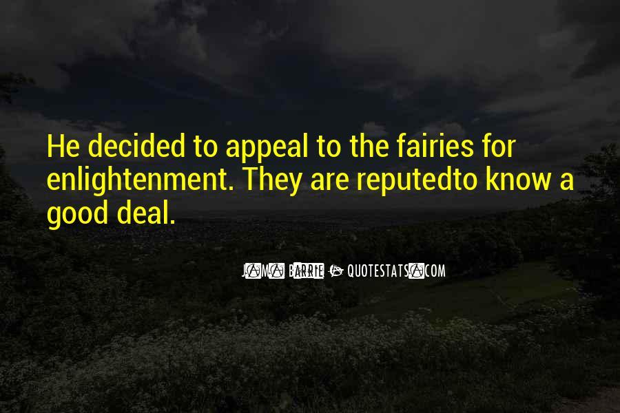 Peter Pan Kensington Gardens Quotes #616136