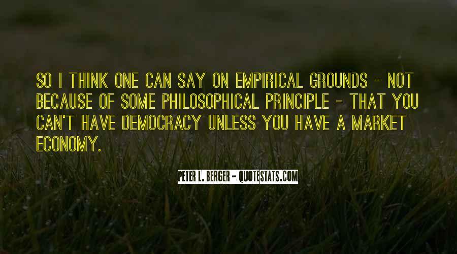 Peter Principle Quotes #1603039