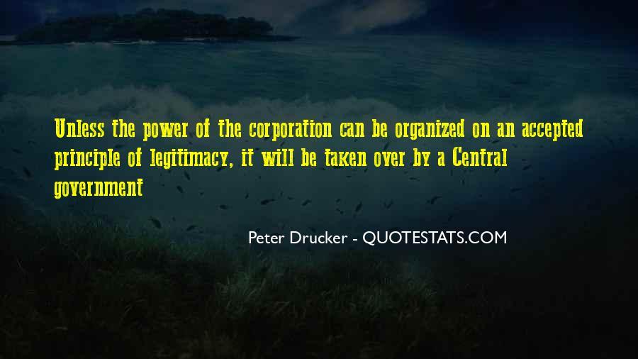 Peter Principle Quotes #1653623