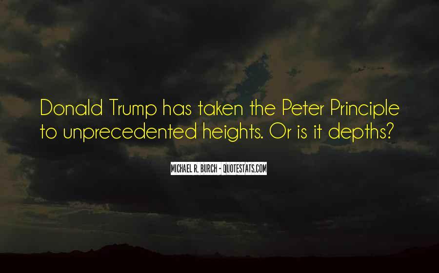 Peter Principle Quotes #313653