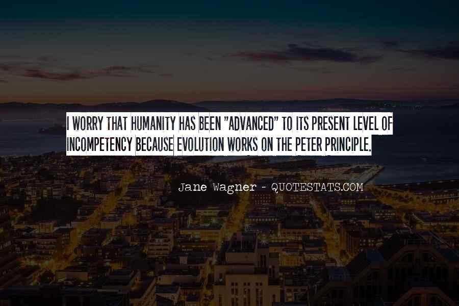 Peter Principle Quotes #714708