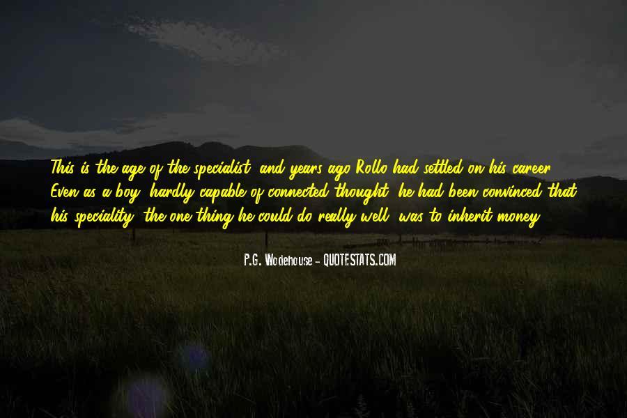 Peter Principle Quotes #895143