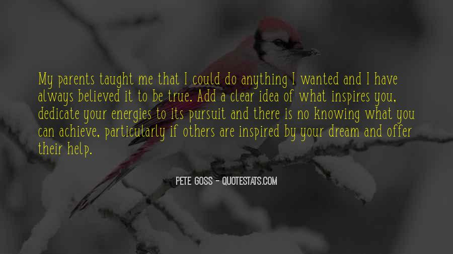 Peter Tanchi Quotes #193923