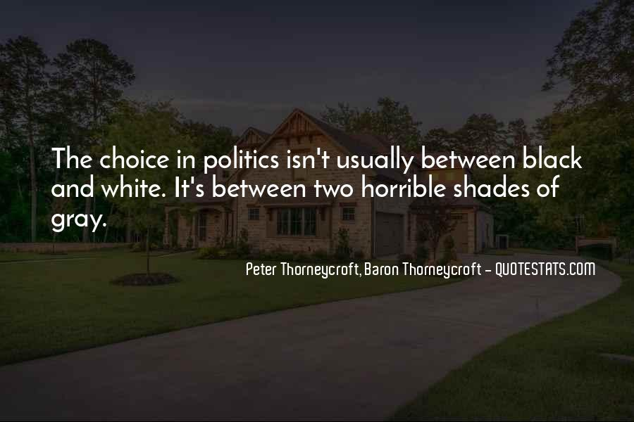 Peter Thorneycroft Quotes #1683134