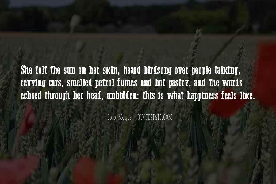 Petrol Head Quotes #330827