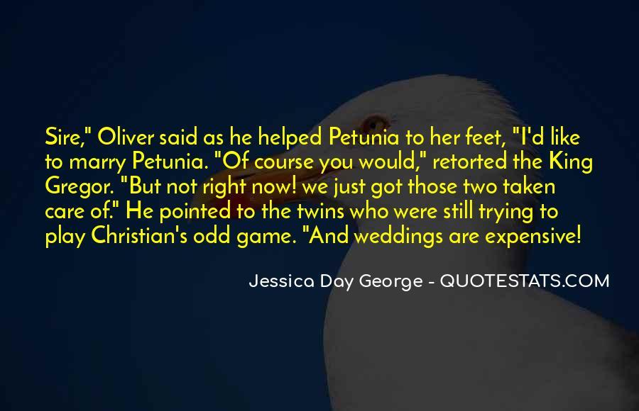 Petunia Quotes #1228662