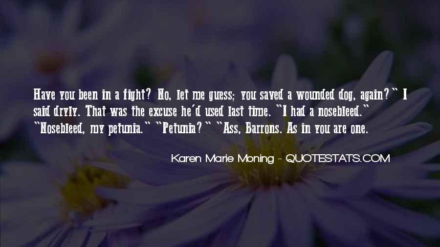 Petunia Quotes #1478325