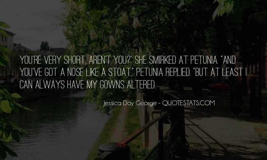 Petunia Quotes #160121