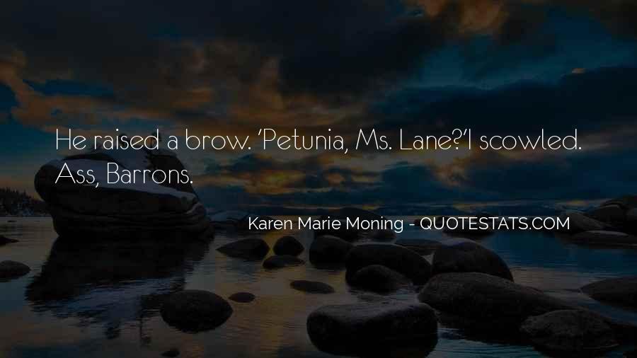 Petunia Quotes #624869