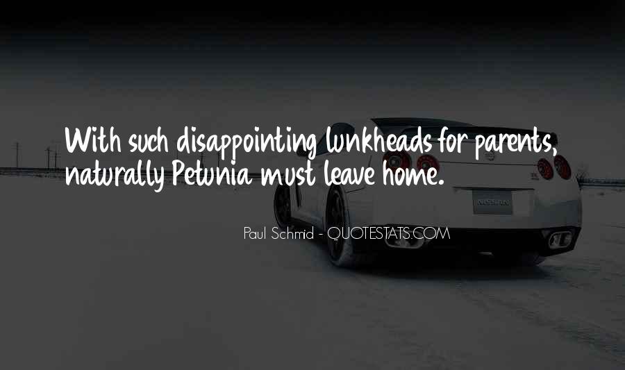 Petunia Quotes #755601