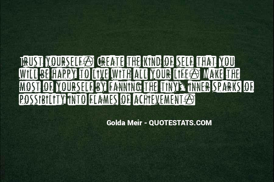 Quotes About Golda Meir #1071110