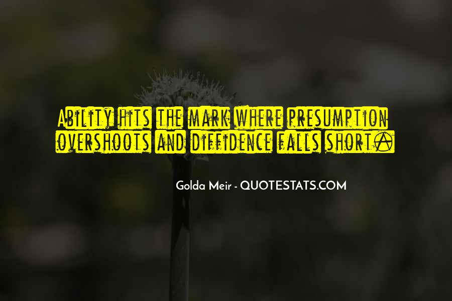 Quotes About Golda Meir #1485249