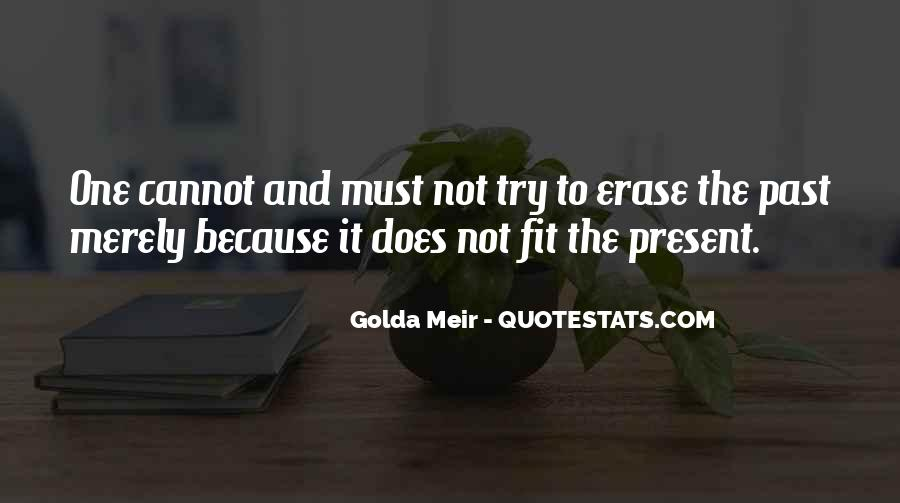 Quotes About Golda Meir #1595698