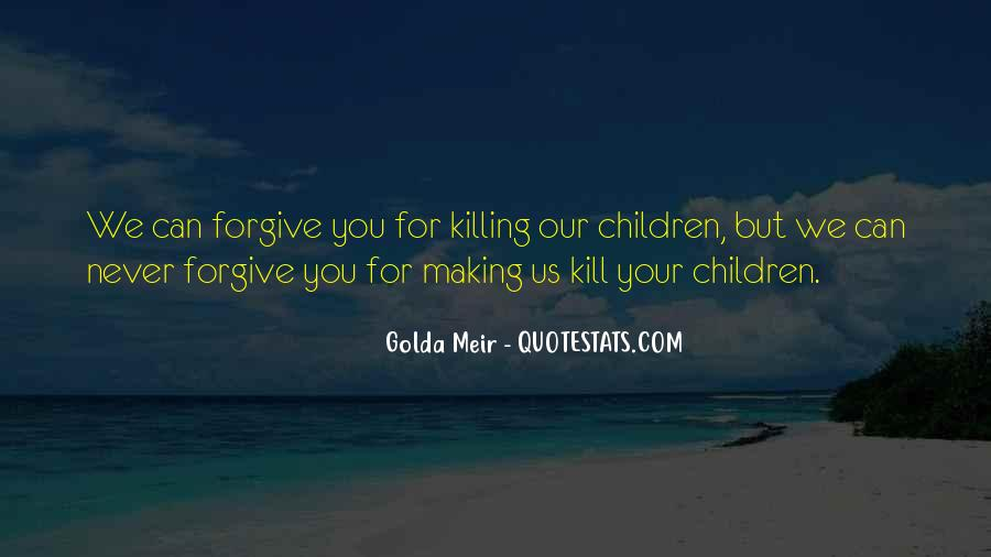 Quotes About Golda Meir #1689497