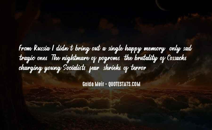 Quotes About Golda Meir #353594