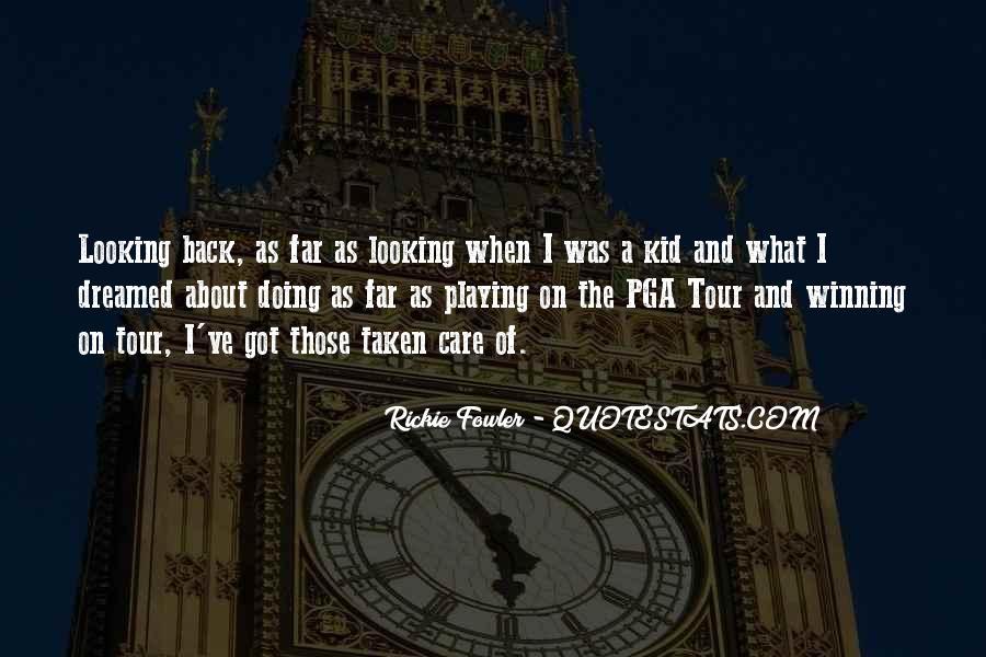 Pga Tour Quotes #1586699