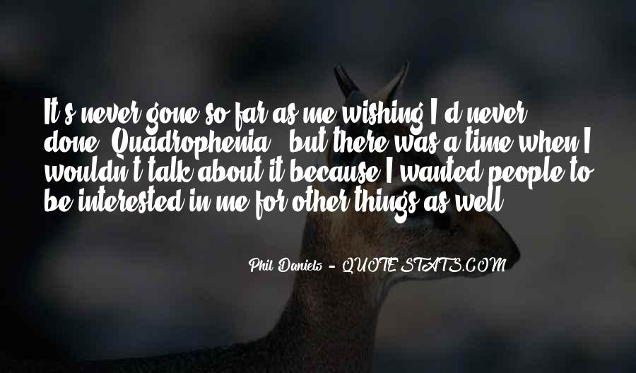 Phil Daniels Quadrophenia Quotes #505605