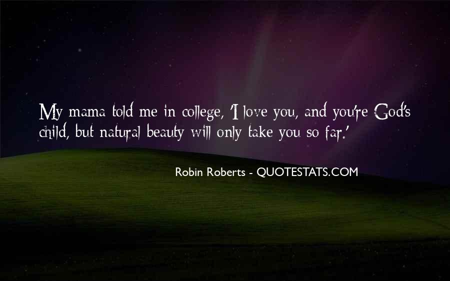 Quotes About Robin Roberts #111405