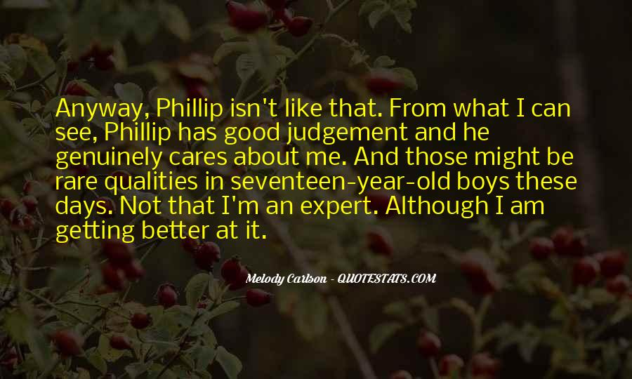 Phillip Quotes #255528
