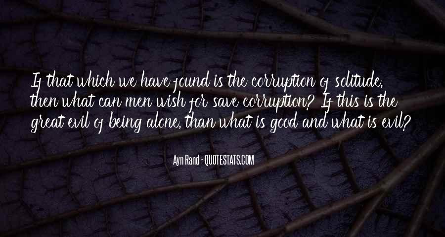 Philosophy Good And Evil Quotes #1068778