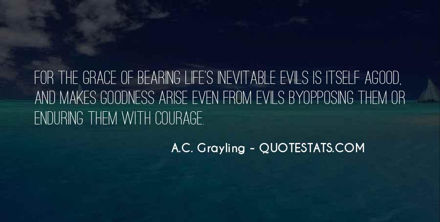 Philosophy Good And Evil Quotes #140980