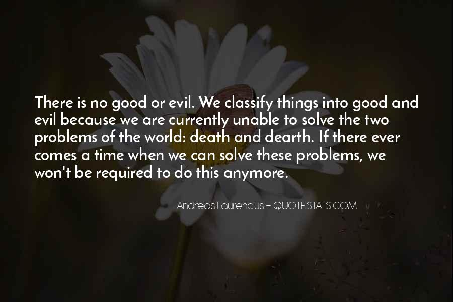 Philosophy Good And Evil Quotes #1875864
