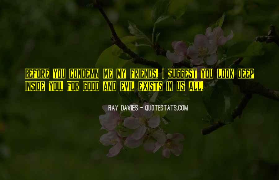 Philosophy Good And Evil Quotes #643203
