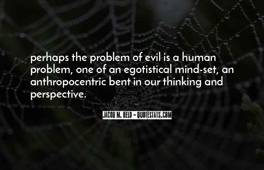 Philosophy Good And Evil Quotes #673006