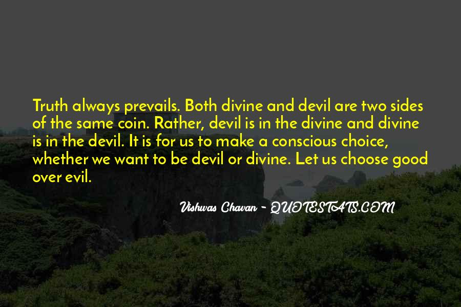 Philosophy Good And Evil Quotes #980751