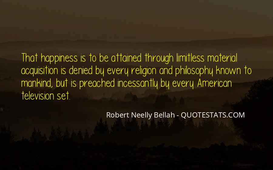 Philosophy Vs Religion Quotes #39298