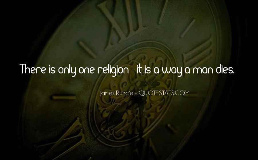 Philosophy Vs Religion Quotes #62767