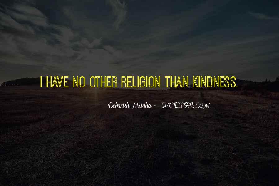 Philosophy Vs Religion Quotes #7218