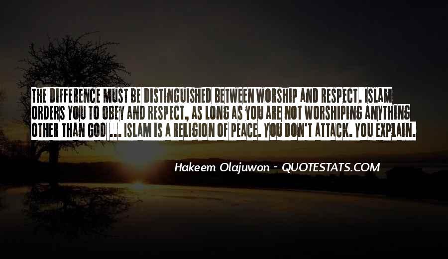 Quotes About Hakeem Olajuwon #757647