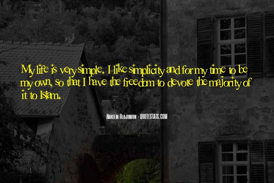 Quotes About Hakeem Olajuwon #776276